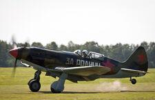 MiG-3 at Mochishche