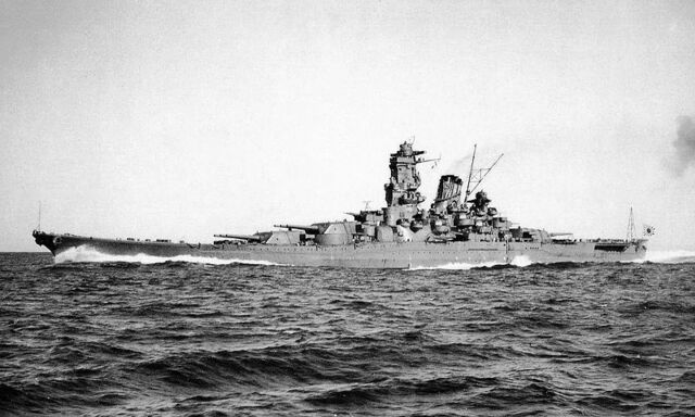 File:800px-Yamato during Trial Service.jpg