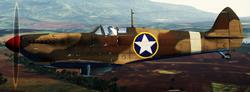 American Spitfire Mk. IX