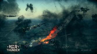 War-Thunder-lancaster-down