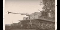 PzKpfw VI Tiger I E