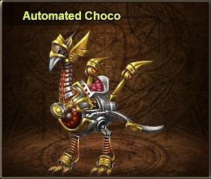Automated choco- divosaga