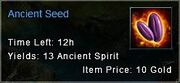 Ancient seed