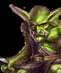 Wind Goblin (Gods Descent)
