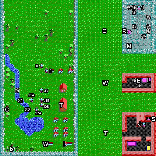 Highpool tactical full map