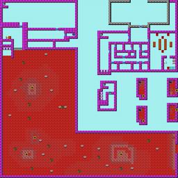 Darwin Base map