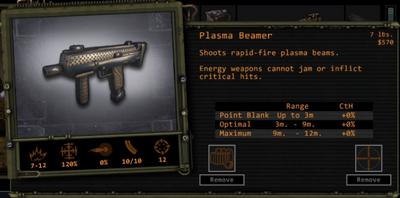 PlasmaBeamer Detail