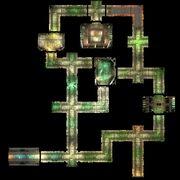 WL2 Hollywood Sewers Map Minimap