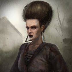 Wl2 portrait widow