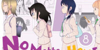 WataMote Volume 08