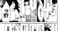 WataMote Chapter 015