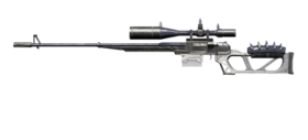 END Sniper Rifle
