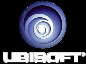 Ubisoft logo white