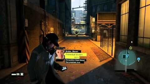 Watch Dogs Walkthrough - Part 28 - Privacy Invasion Gang Hideout (Street Cleaning)-2