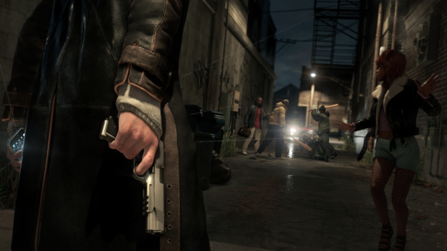 File:Confronting some thugs, Watch Dogs.png