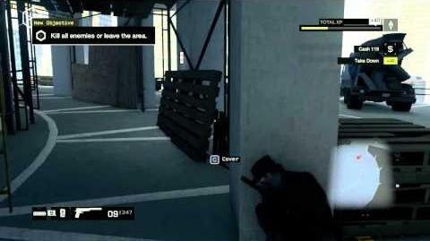 Watch Dogs Walkthrough - Part 45 - Gang Hideout (The Tower)-0