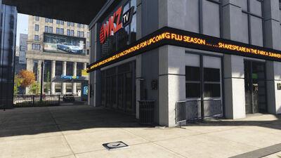 WKZ-TV Center