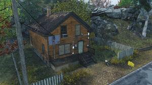 The Pawnee Murder House
