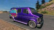 Prime Eight Van