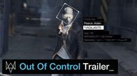Watch Dogs - World Premiere Gameplay Trailer Out of Control