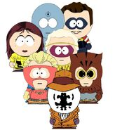 South Park Watchmen