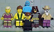 Lego watchmen