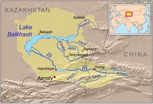 Lakebalkhashbasinmap
