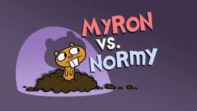 MyronVsNormy