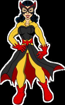 Batwoman Kathy