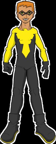 Nightwing John Vance