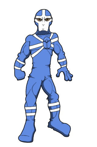 File:Blue Beetle - sticker.png