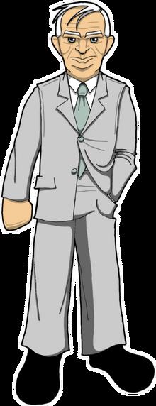 Von Neumann - sticker