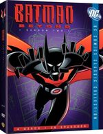 BatmanBeyond Season2 DVD