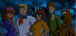 Mystery incorporated scene by sahostudios-d46t7oy