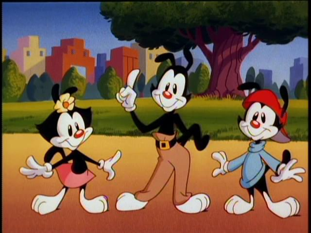 List of animaniacs segments by starring character wb animated universe wiki fandom powered - Animaniacs pictures ...