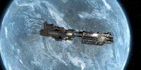 Thunder Class Capital Ship
