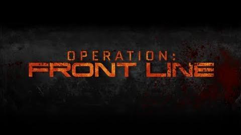 War Commander Operation Front Line