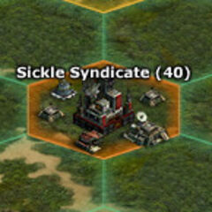 A Sickle Syndicate Base