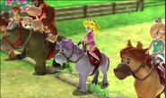 MSS Daisy in equestrian
