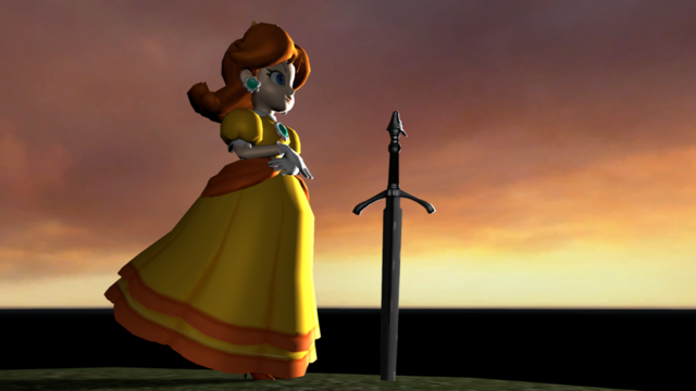 File:Sfm the brave of sarasaland by zefrenchm-d8m38lj.png