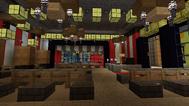 Inside Pizzeria view 2