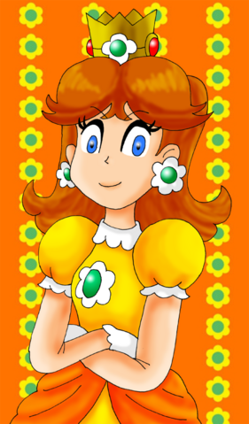 File:Daisy close up final by zefrenchm-d2zi72b.png