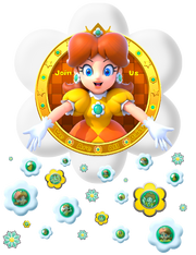 Logo We Are Daisy 5 transparence