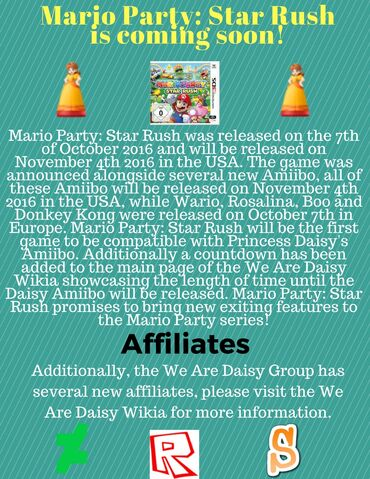 File:Mario Party- Star Rush is coming soon.jpg
