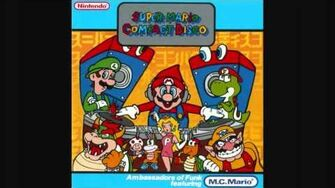 Super Mario Compact Disco - Save Me (with your charm)-0