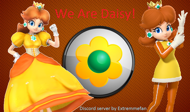 File:We Are Daisy the Daisy themed Discord server.png