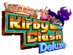 File:TeamKirbyClashDeluxe Logo.png