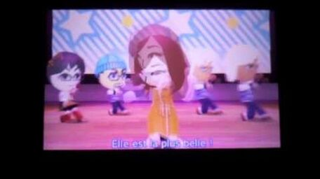 Tomodachi Life Song Daisy is the best!