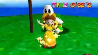 HI I'M DAISY! - Super Mario 64 (Princess Daisy Mod)