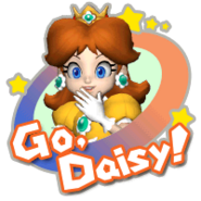 Daisy Go Mario Party 6
